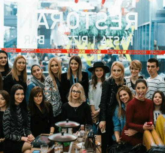 "Blogger Show: 12. poslednja epizoda ""Meet Up sa blogerkama + BiC Giveaway"""