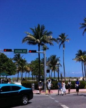 I'm in Miami bitch!