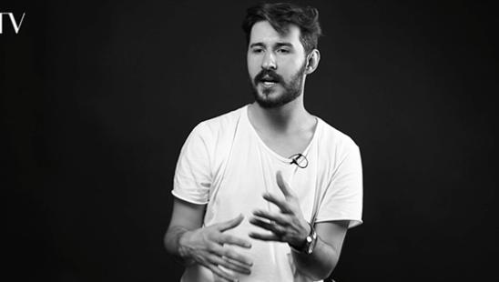 Crno na belo: Predrag Đuknić, modni dizajner (VIDEO)