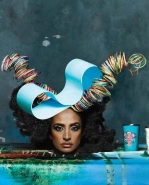 Shilpa Chavan: Headgear Madness