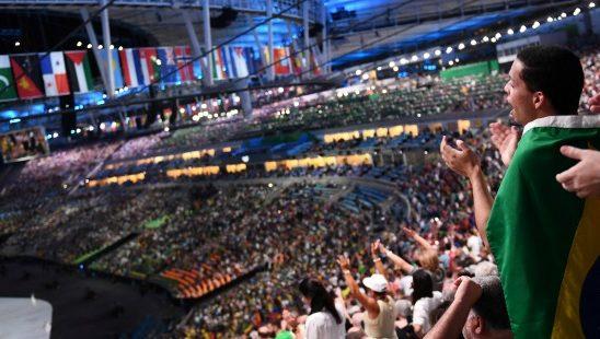 Olimpijske igre 2016: Otvaranje koje je sve diglo na noge