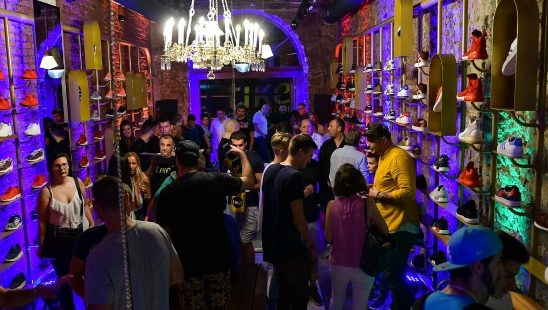 Otvoren unikatni shop za patike u Beogradu