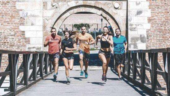 Uzbudljiv timski fitnes izazov  za najbrže i najspretnije
