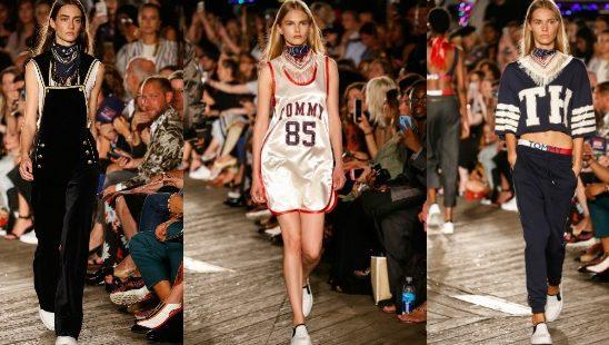 """Tommy Hilfiger """"protresao"""" Nedelju mode u Njujorku"""