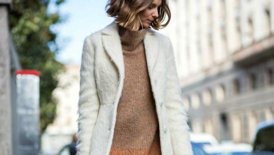 Kako da nosiš džemper haljine