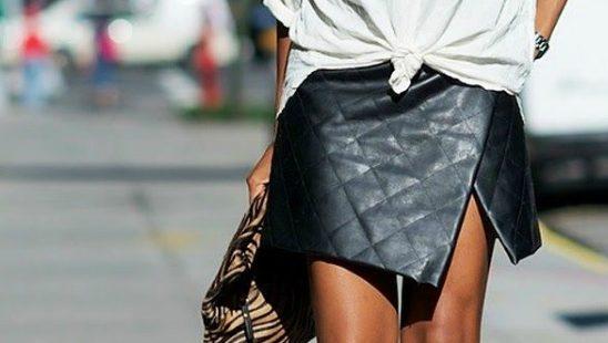 Street Style zvezde obožavaju da nose ovu mini suknju! (GALERIJA)