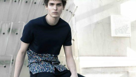 Filip Timotijević, model