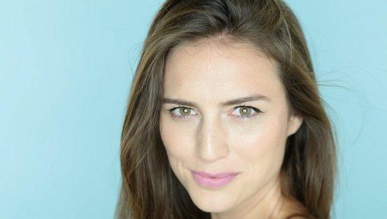 Makeup tutorial: Business look