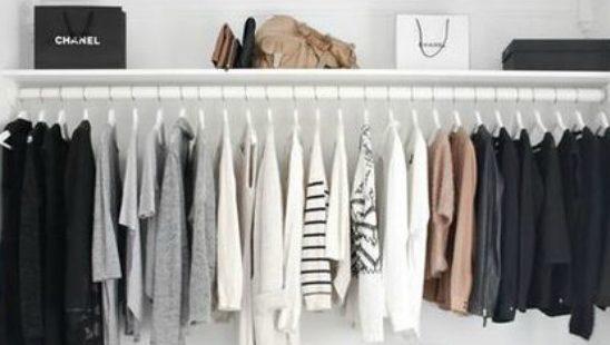 12 jednostavnih načina za organizaciju garderobera
