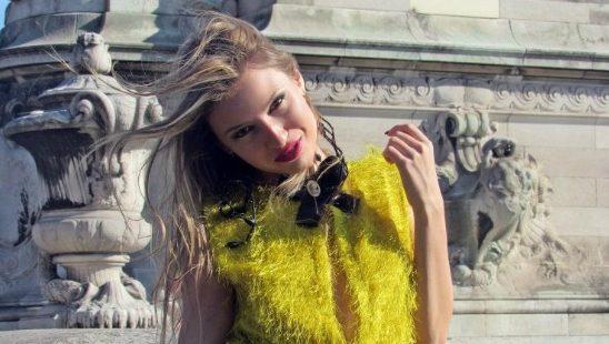 Modna dizajnerka Danka Karović oduševila na reviji u Francuskoj