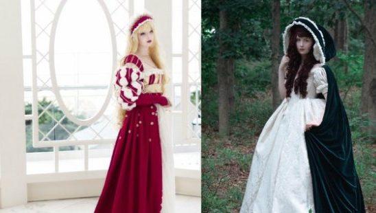 Ova devojka kreira neverovatne haljine koje će vas impresionirati