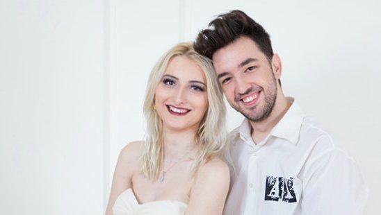 Makeup izazov: Kad moj dečko uzme šminku u ruke, Ivan i Anđela
