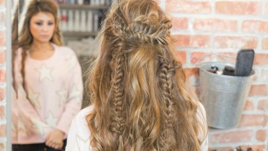 Hair Tutorial: Kako da postigneš Hippie Hair Look? (VIDEO)