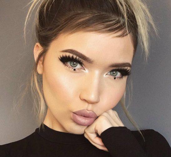 Tačka do tačke tačkica: Makeup trend koji je osvojio Instagram