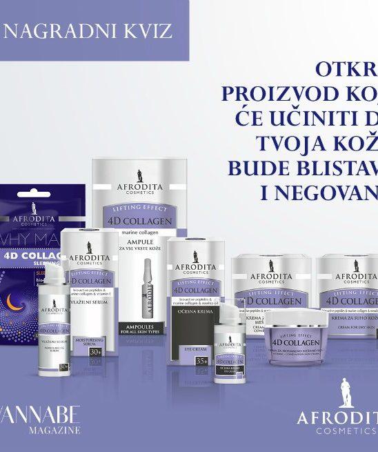 Otkrij proizvod koji će učiniti da tvoja koža bude blistava i negovana (NAGRADNI KVIZ)