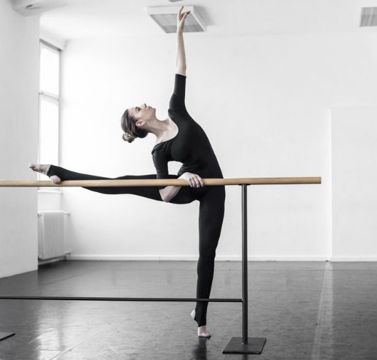 Katarina Gromilić, balerina