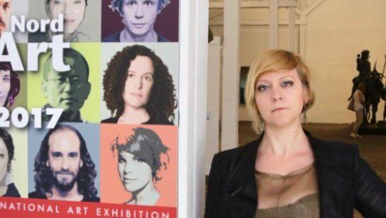 Ivana Živić, umetnica koja nas je predstavila na NordArt izložbi