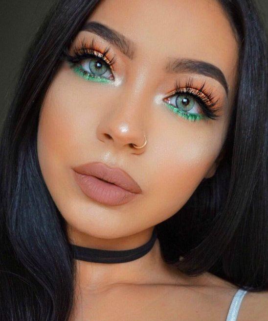 Eye Makeup u zelenim tonovima je sve što želimo ovog leta!