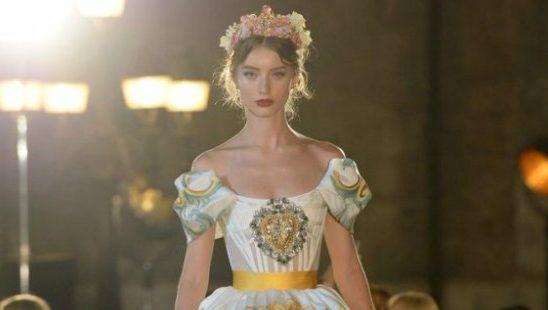 Sicilijanci to rade bolje: Dolce & Gabanna predstavili svoju Alta Modu u Palermu