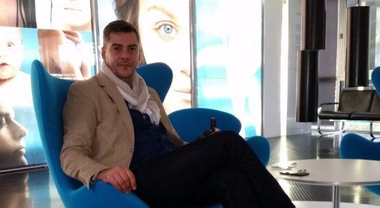 Marko Stamenović, Medical Area Manager La Roche-Posay