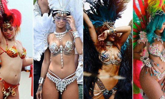 Kratka istorija Rijaninih najboljih izdanja sa festivala na Barbadosu