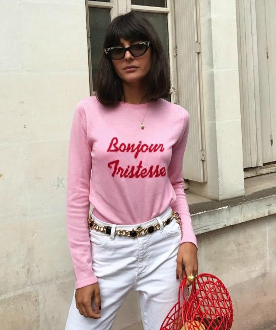 Zašto je ovaj roze džemper nova opsesija modnih blogerki?
