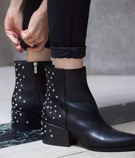 Ankle Boots: Top 5 trendova za jesen 2017.
