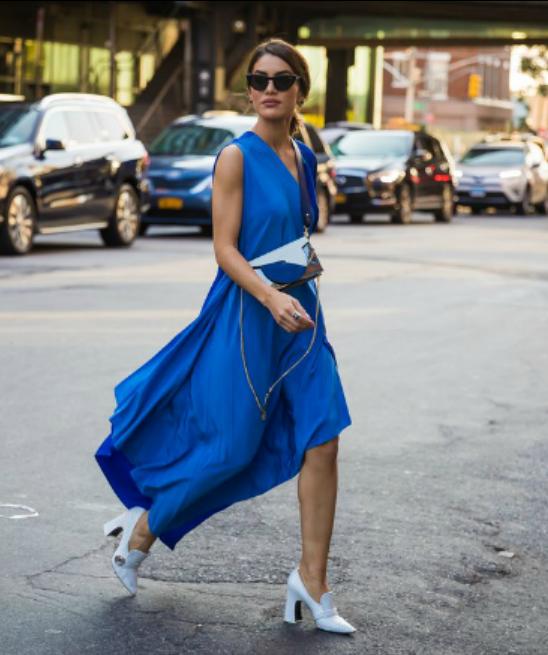 Street style sa Nedelje mode u Njujorku ostavlja bez teksta