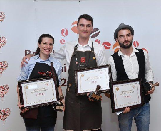 Strauss Coffee Međunarodno takmičenje barista: Titulu najboljeg bariste odneo je Kristof Pičeta iz Poljske