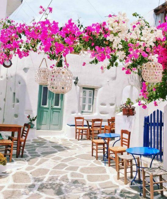 Fotografije koje nam dokazuju da je Paros novi Santorini
