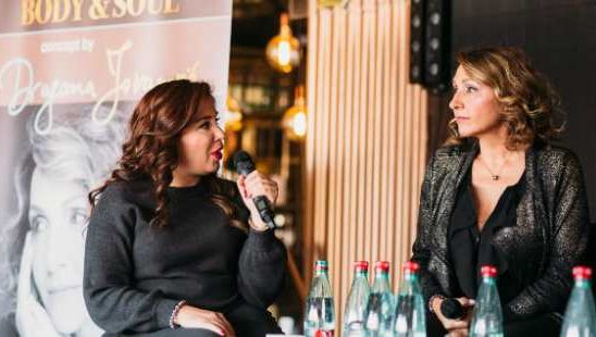 """Dragana Jovanović: """"U  trendu je nov model lepe žene – ona koja inspiriše druge žene"""""""