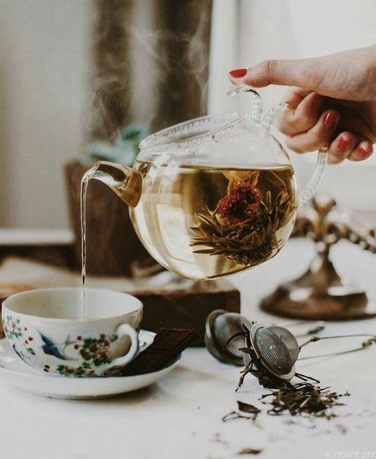 Koristi crnog čaja za koje nisi znala