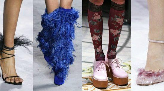 Statement cipele koje su obeležile Paris Fashion Week