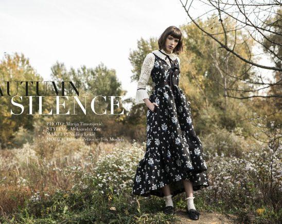 Wannabe editorijal: Autumn Silence