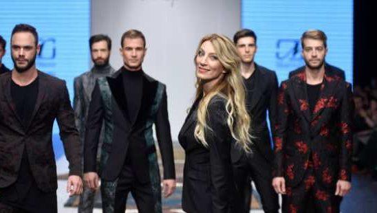 Revije istaknutih domaćih autora obeležile treće veče 42. Belgrade Fashion Week-a