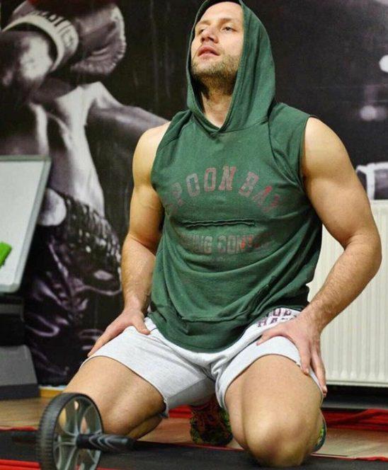 Marko Lekić, Fiskultura Fitnes Studio