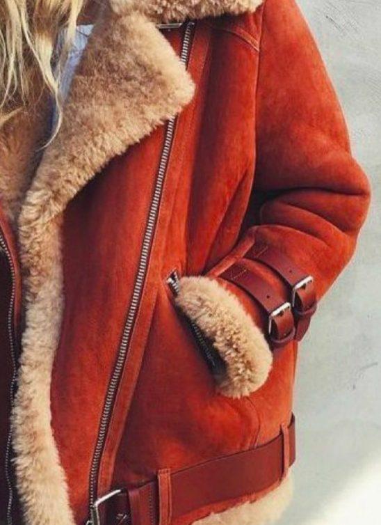 Shearling jakna: Trend za jesen/zimu 2010/11
