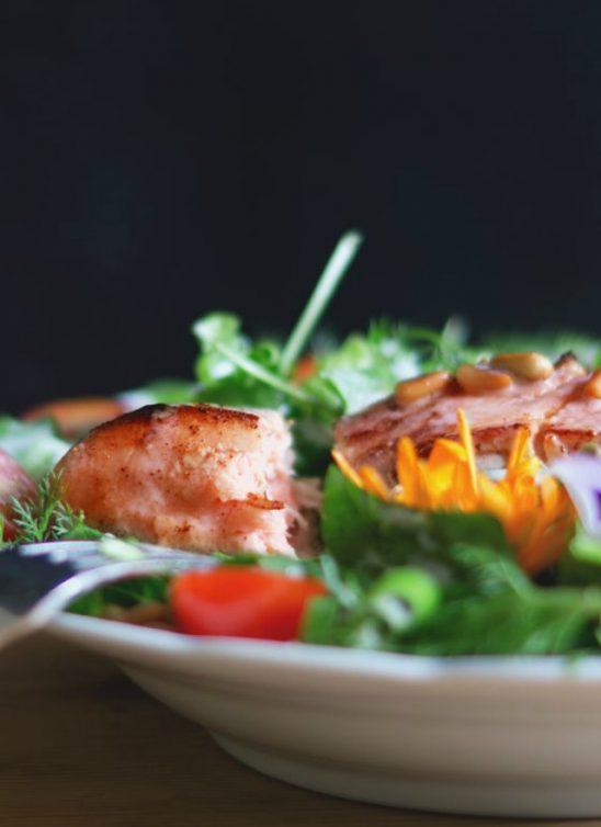 Salata od telećeg mesa i paprika