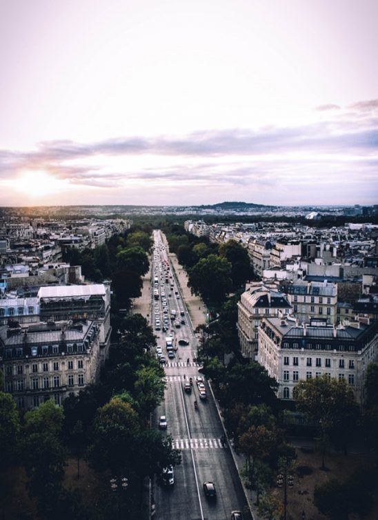 Trk na trg: Place da la Concorde, Pariz