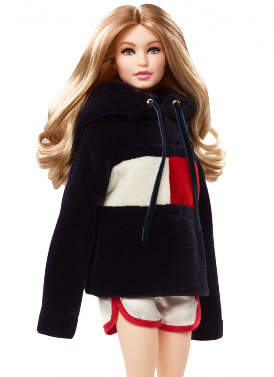 Tommy Hilfiger lansirao Barbiku sa likom Džidži Hadid