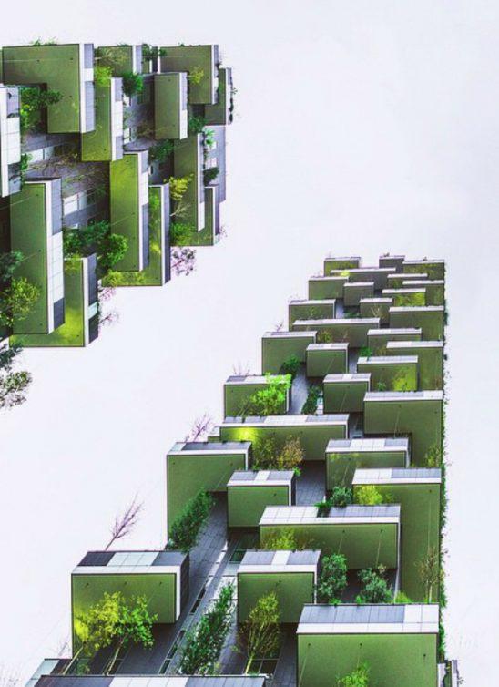 Vertikalne šume- rešenje za zagađenje u gradovima?