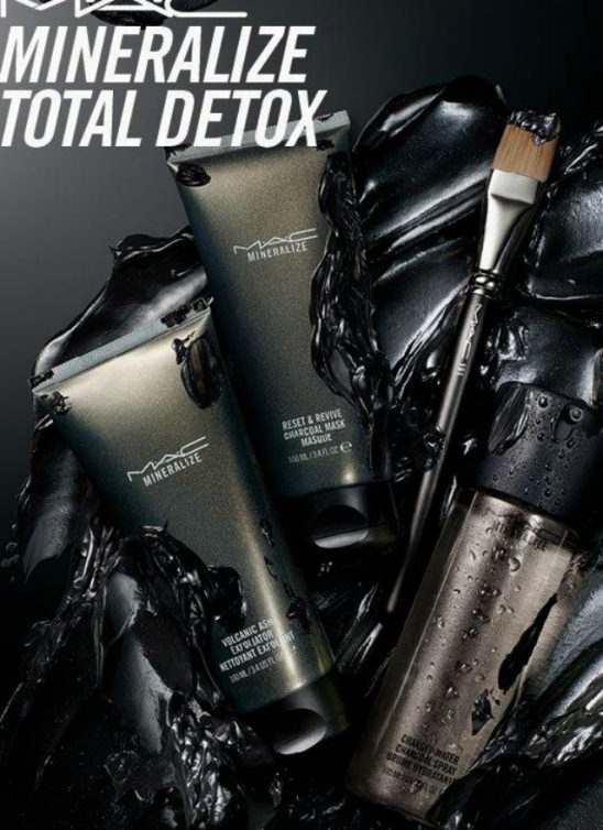 Sveobuhvatni detox: MAC Mineralize Total Detox sa ugljem