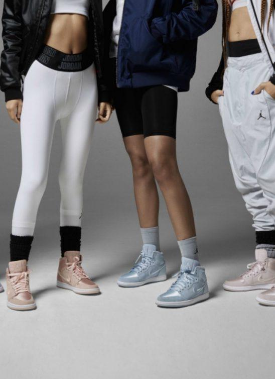 Prva Air Jordan 1 kolekcija za žene stigla u Tike shop