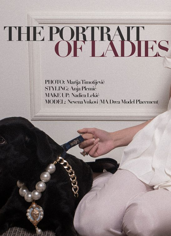 Wannabe editorijal: The Portrait of Ladies
