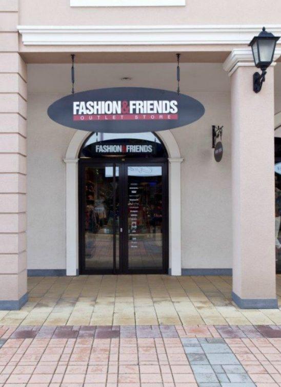Otvoren prvi Fashion&Friends outlet store u Inđiji