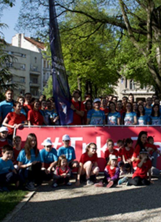 #TrkaZaPetlju: Više od 500 učesnika Beogradskog maratona