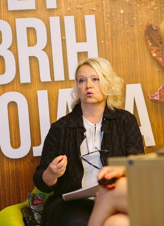 Koraljka Novina Brkić, nutricionistkinja kompanije Nestlé