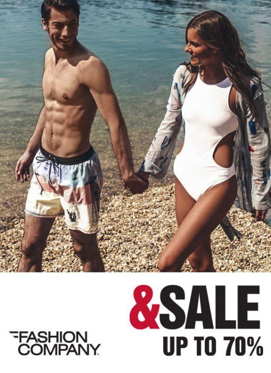 Sezonsko sniženje do 70% u Fashion Company radnjama!