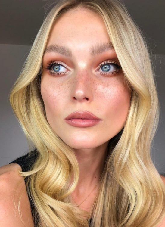 5 makeup trikova za sjajniju kožu, gušće obrve i punije usne