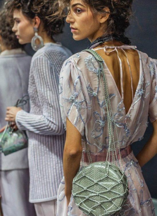 Detalji sa Nedelje mode u Milanu